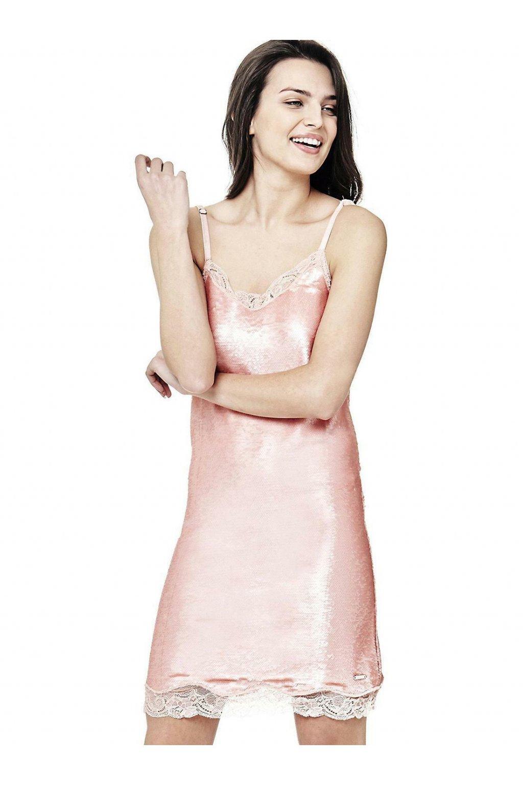 Dámské šaty Guess W74K74W9610-F466