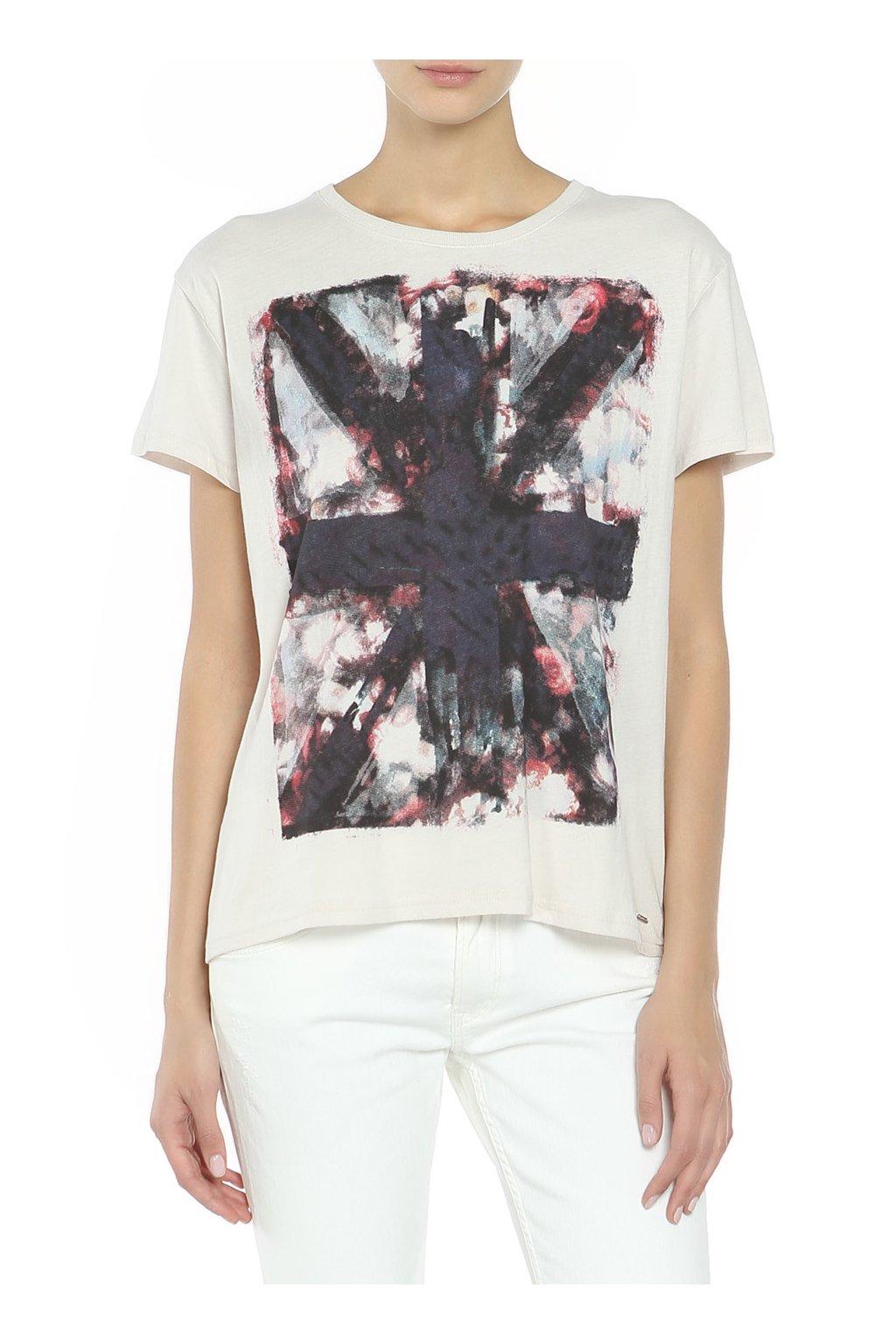 Dámské tričko Pepe Jeans PL501645 DORA