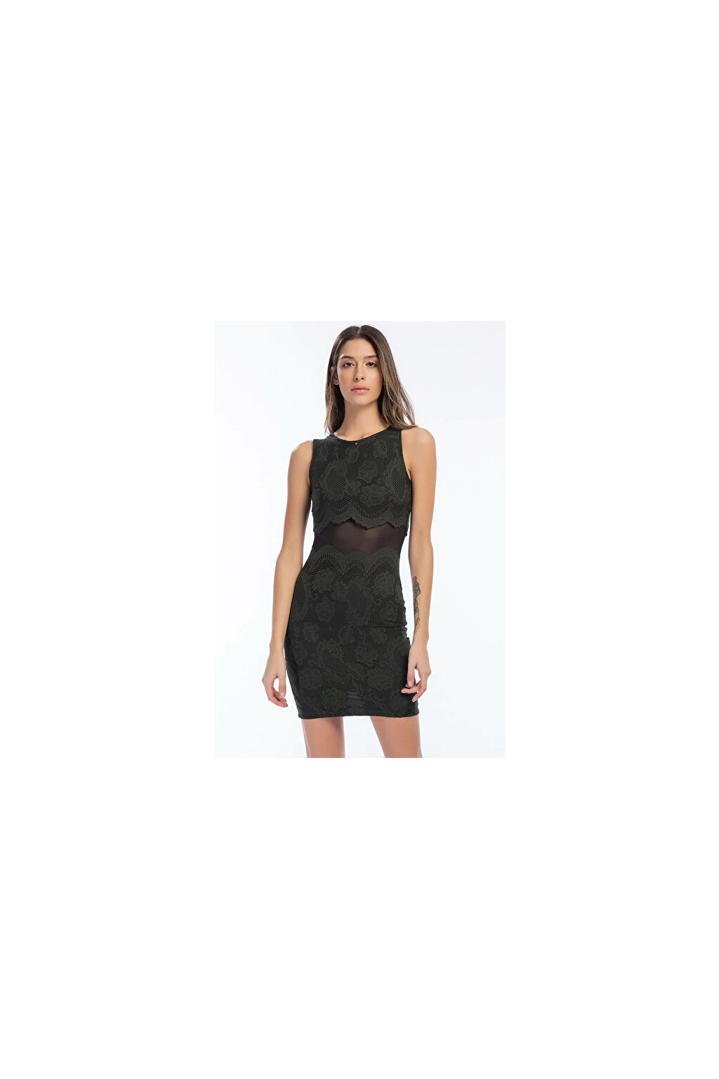 Dámské šaty Guess  W64K1XW8WQ0