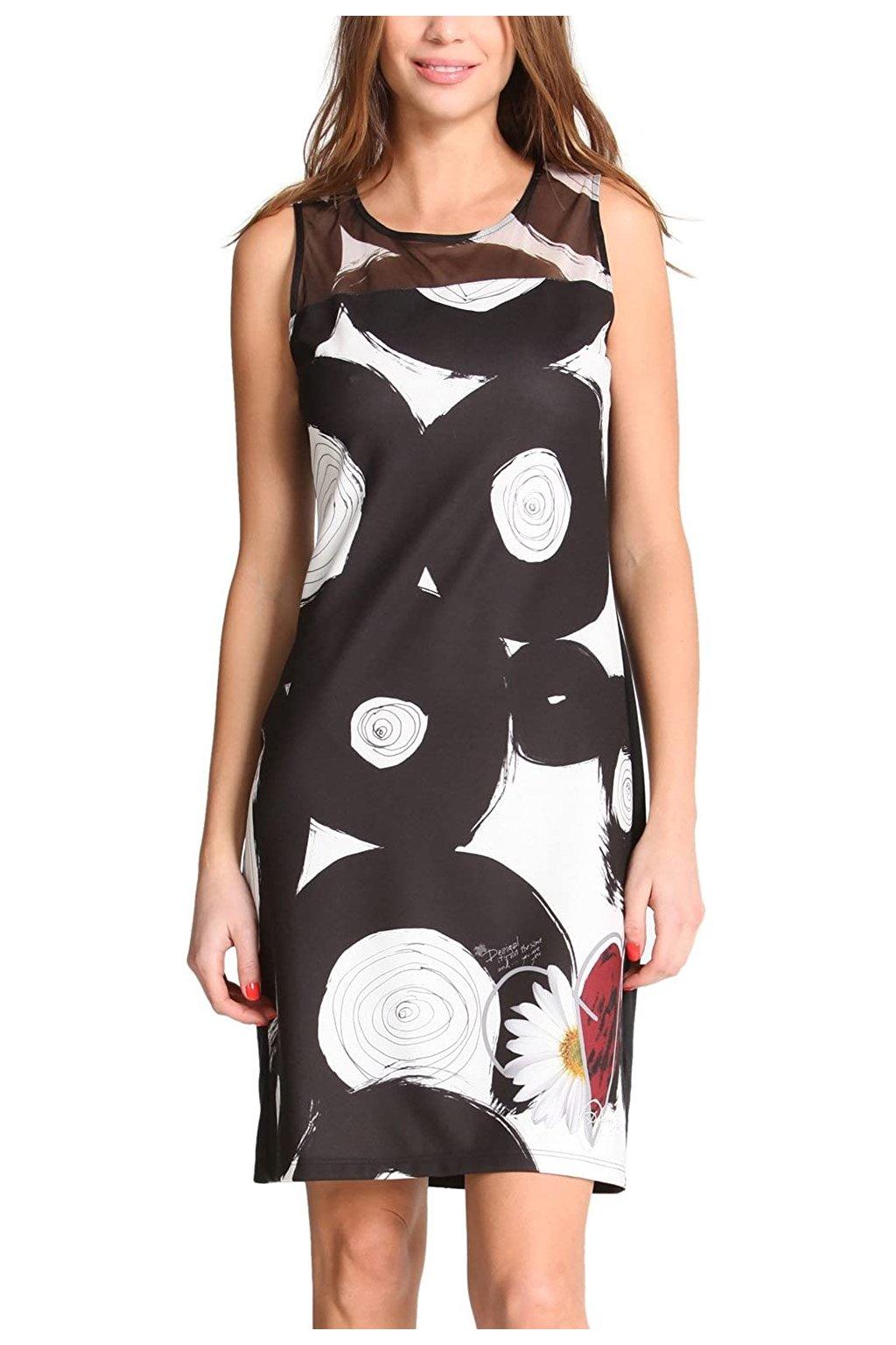 Dámské šaty Desigual 47V2029/1015