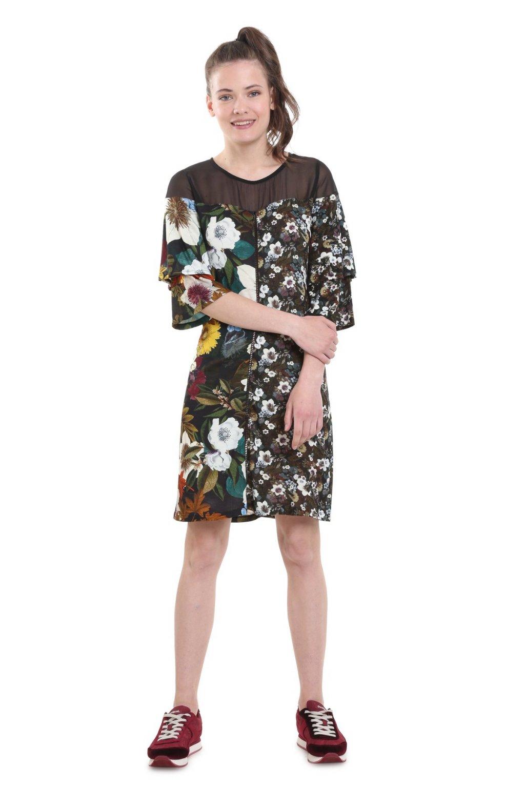 Dámské šaty Desigual 18WWVK39