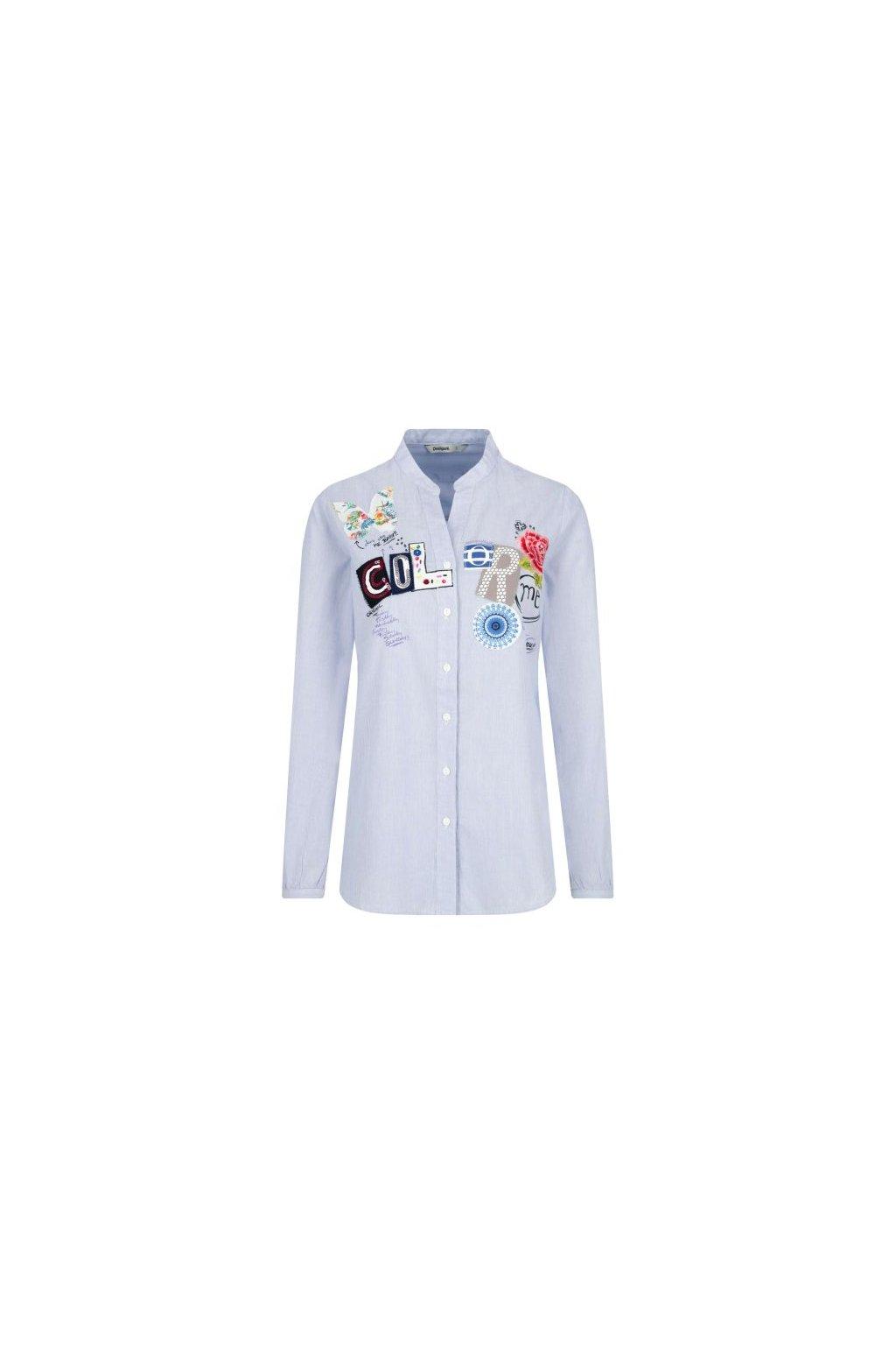 Dámská košile Desigual 19SWCWA6