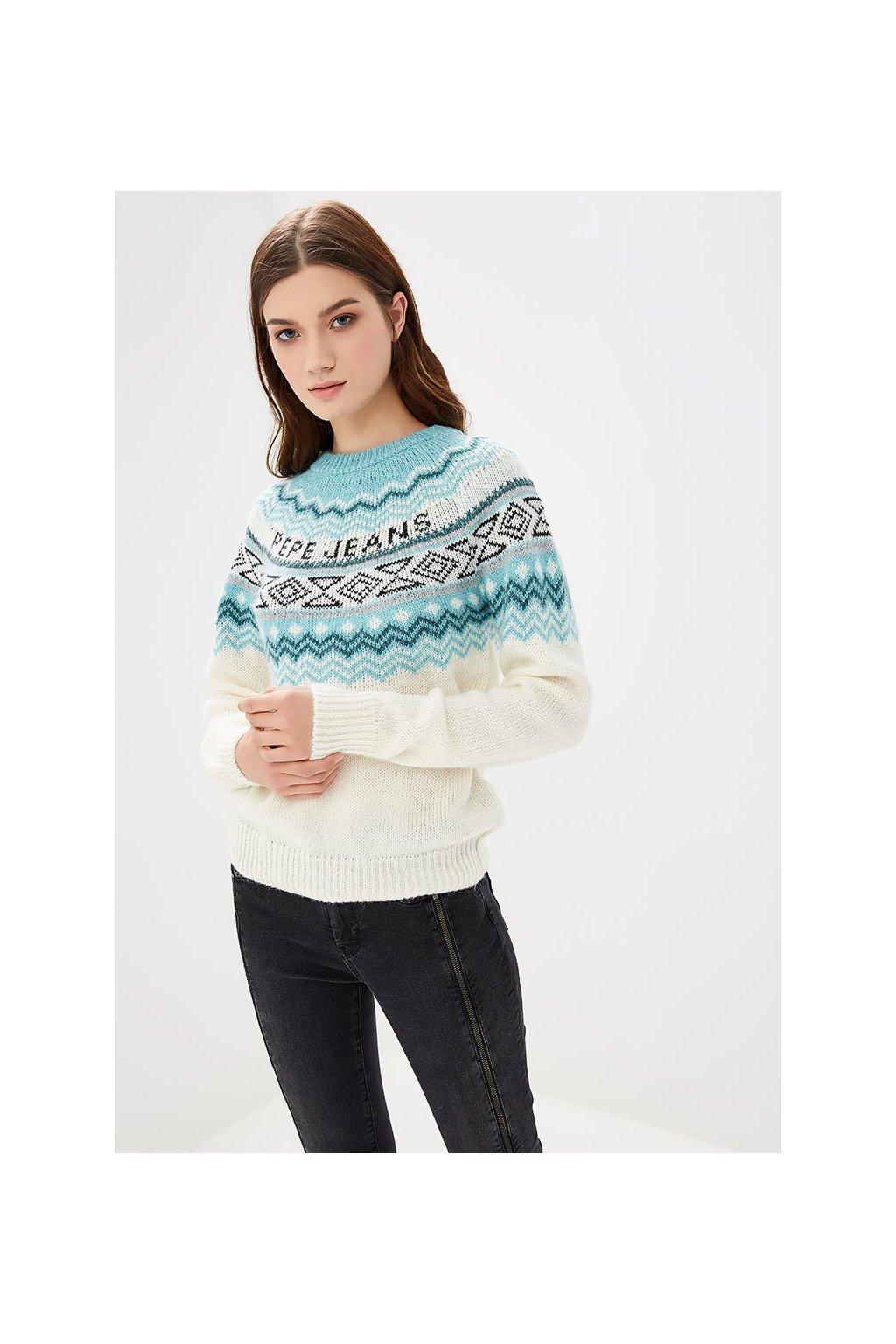 Dámský svetr Pepe Jeans PL701357 ALINA
