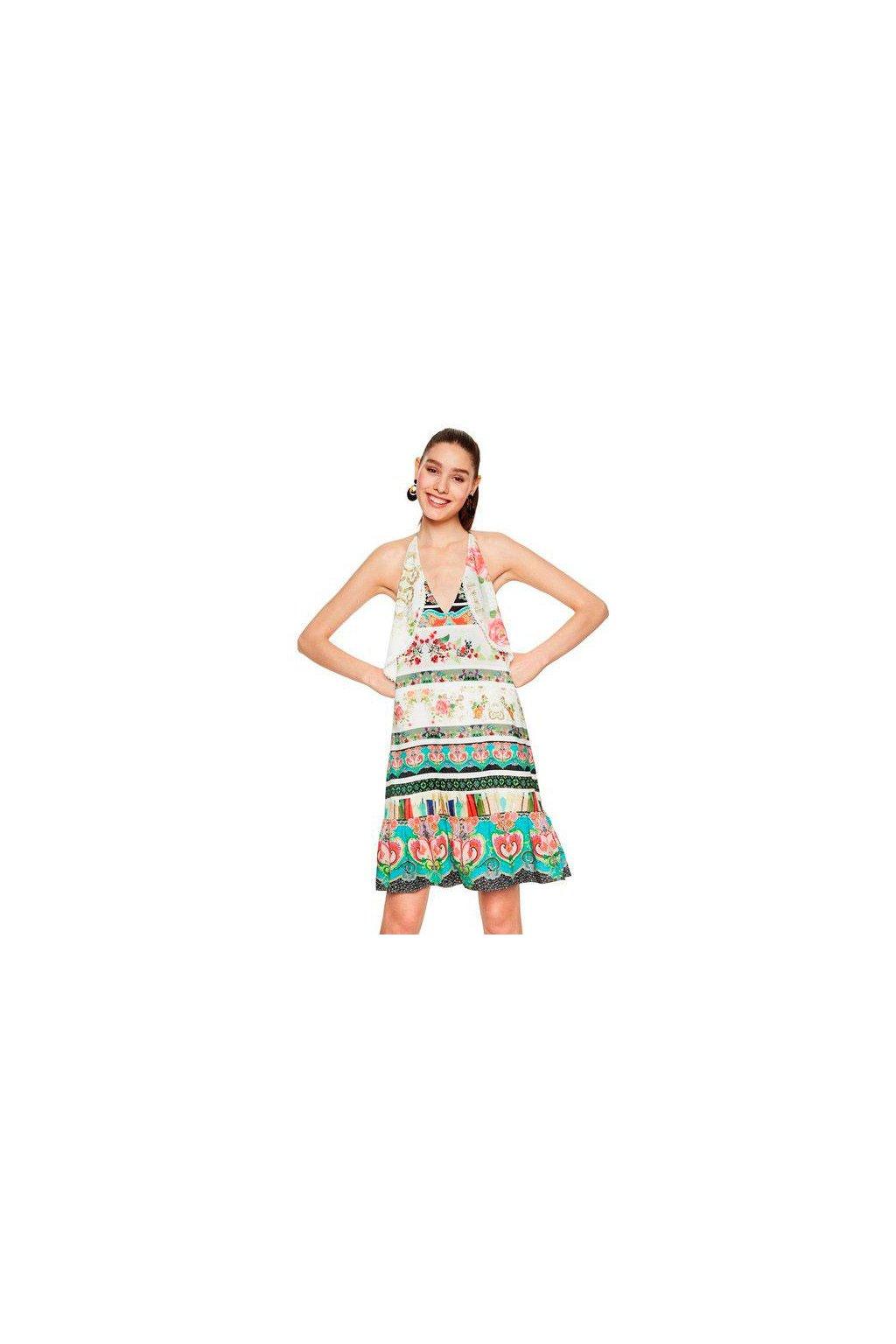 Dámské šaty Desigual 18SWVW92