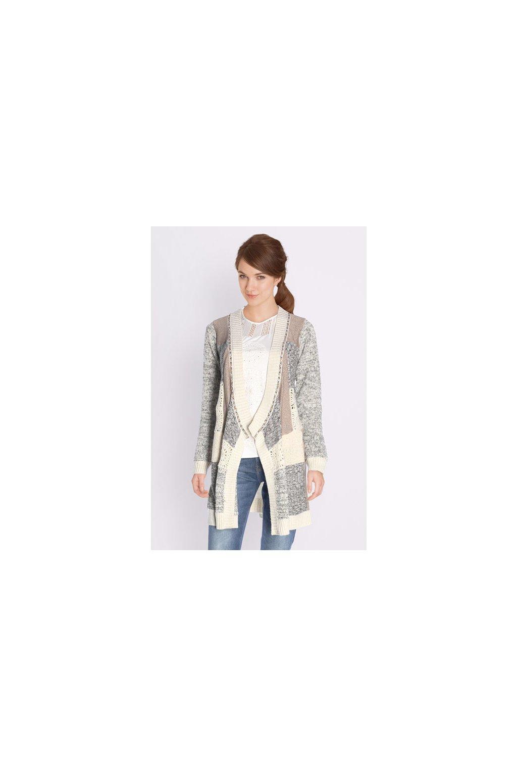 Dámský svetr Desigual 17WWJF55/1001