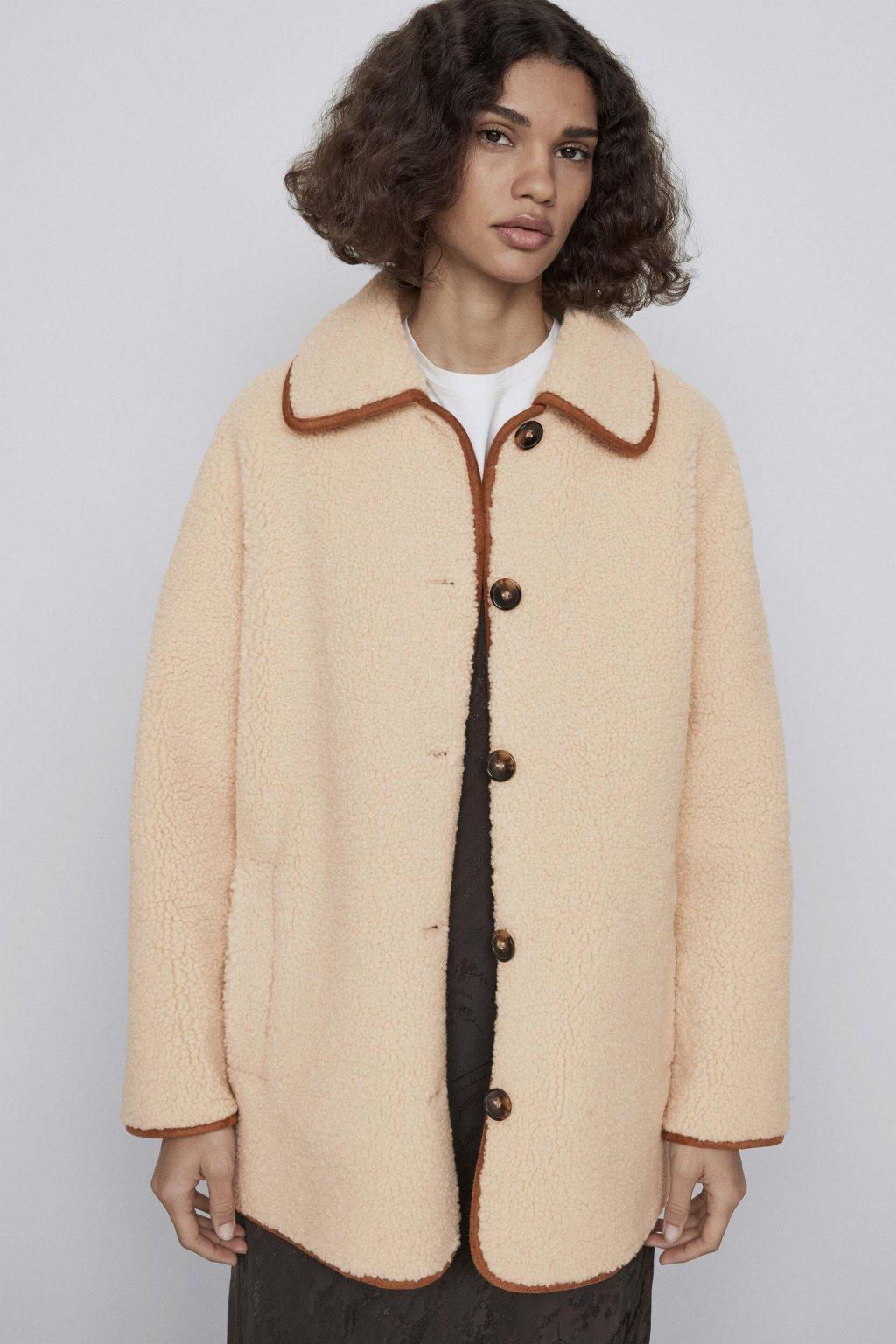 Zara kabátek 0086/086/710