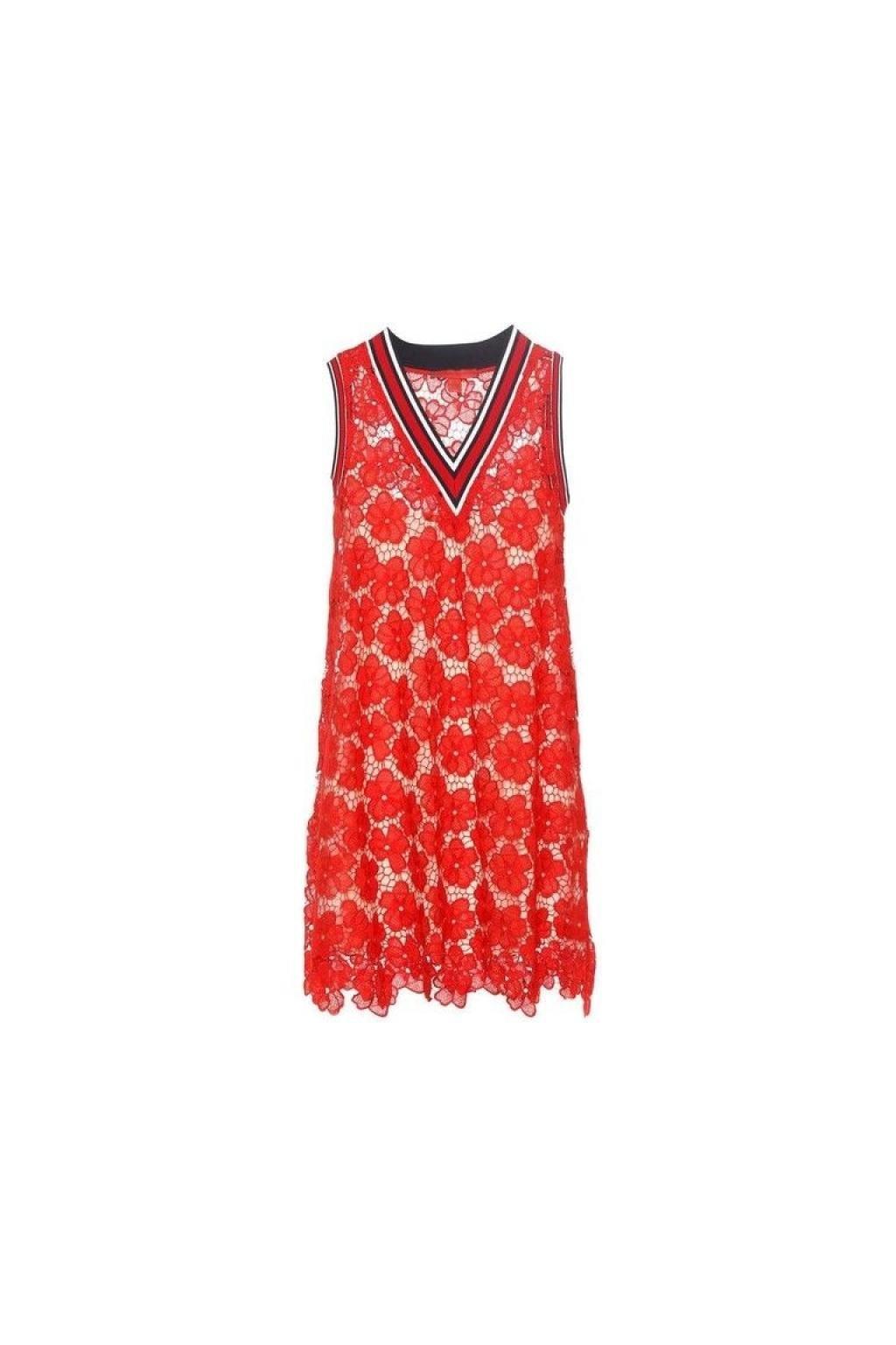 Dámské šaty Tommy Hilfiger RW0RW00027