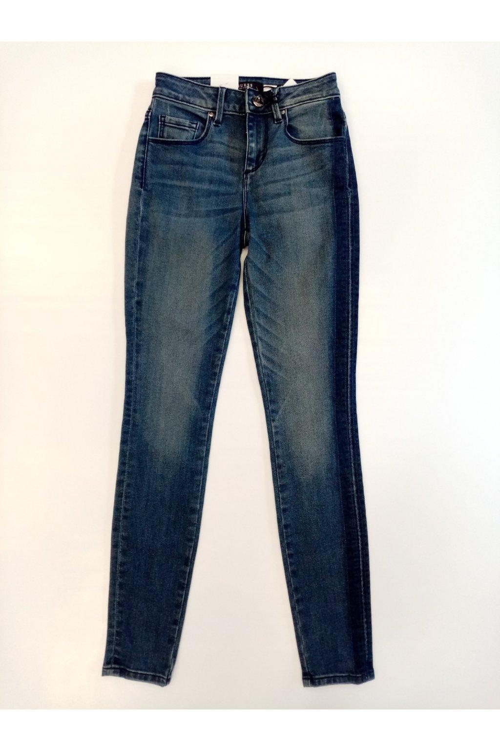 Kalhoty Guess B84A99D1SS1 - BSTP