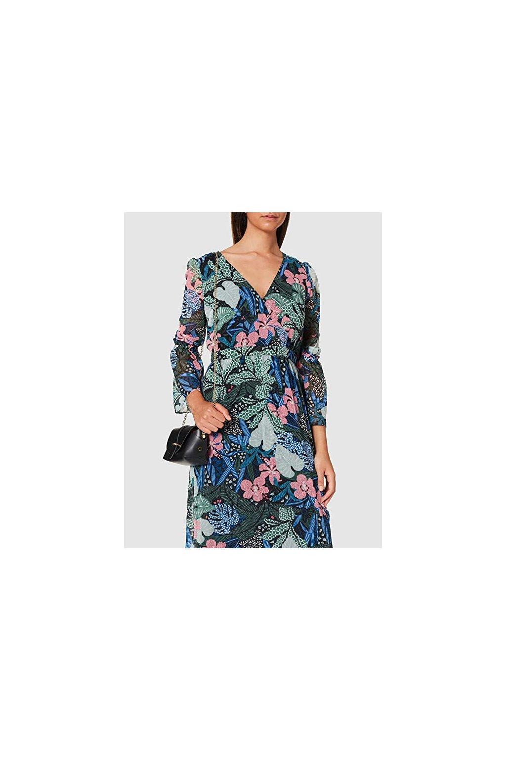 Dámské šaty Tommy Hilfiger DW0DW03616 901