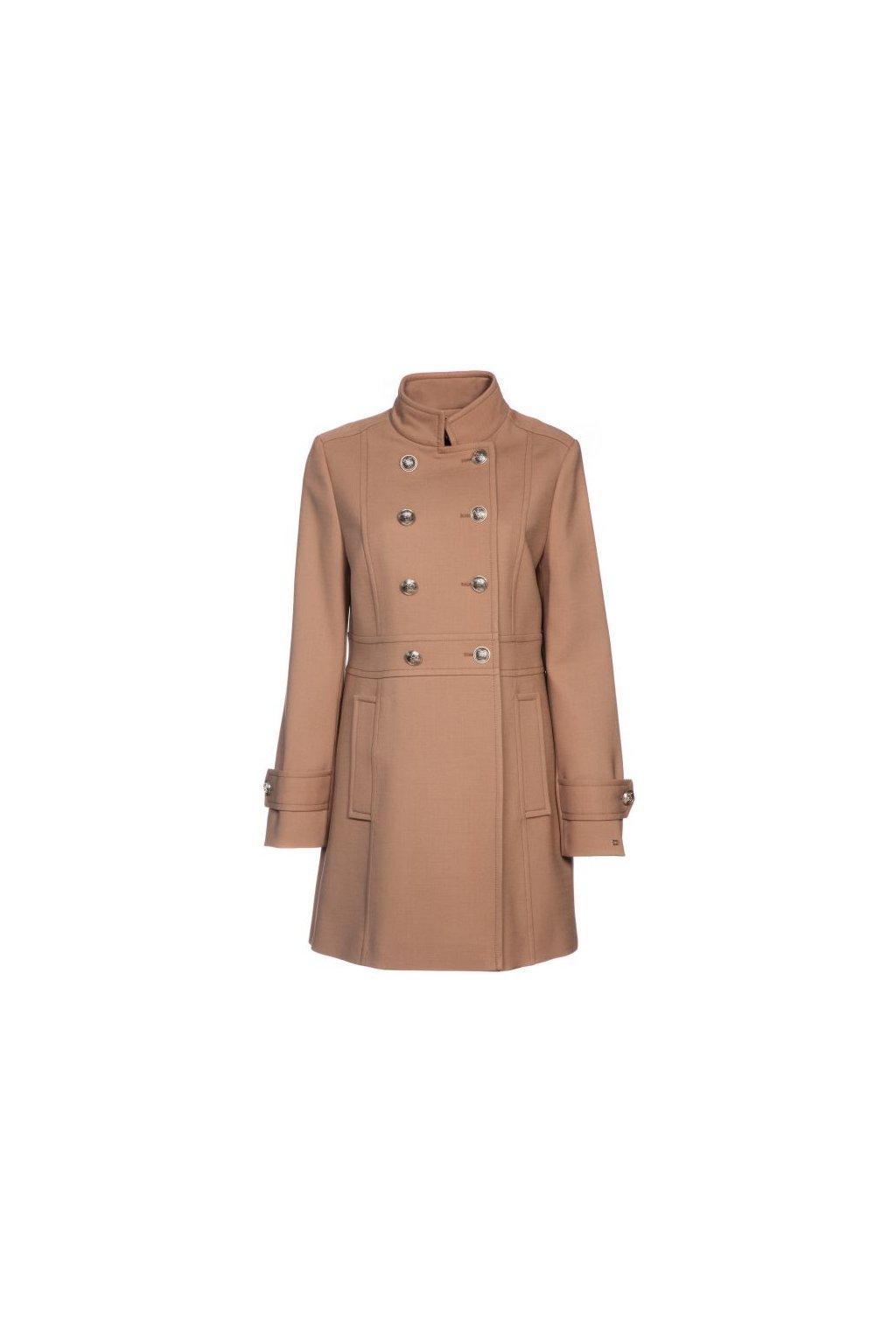Dámský kabát Tommy Hilfiger WW0WW15135