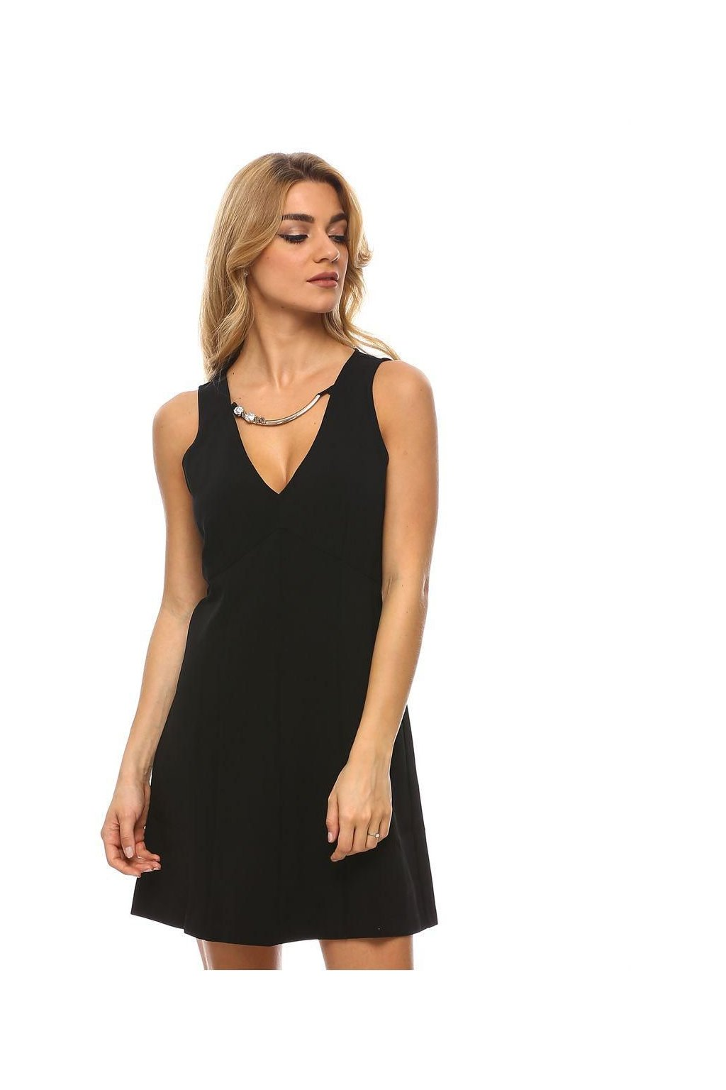 Dámské šaty Guess W63K0SW5XA0