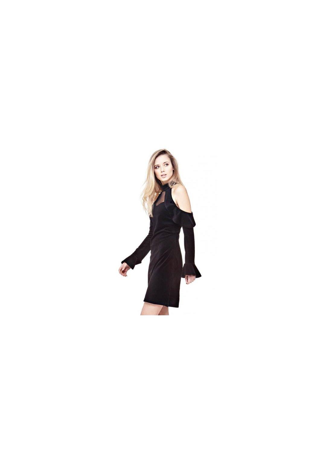 Dámské šaty Guess W74K56K6CL0