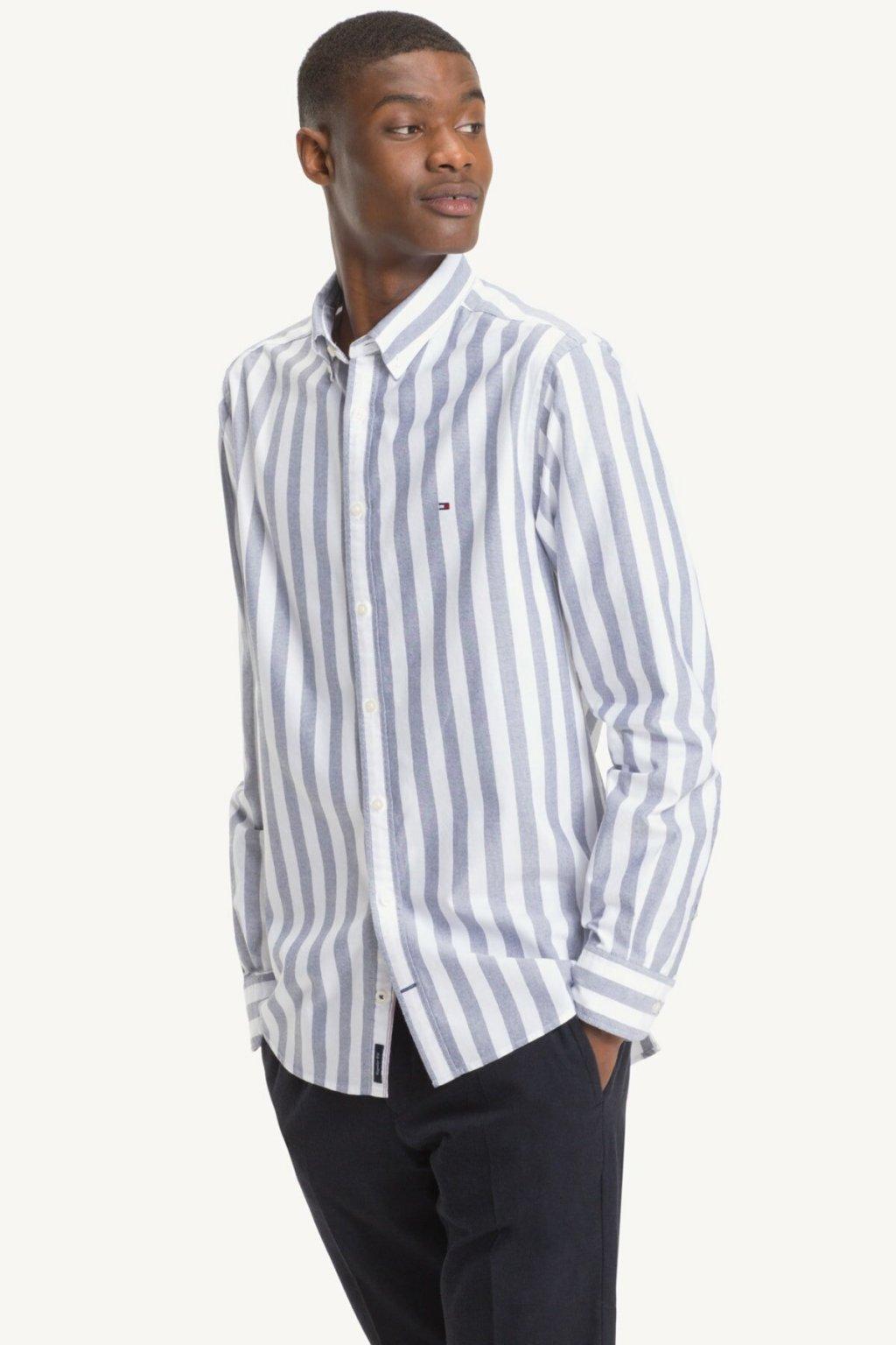 Pánská košile Tommy Hilfiger  MW0MW08469