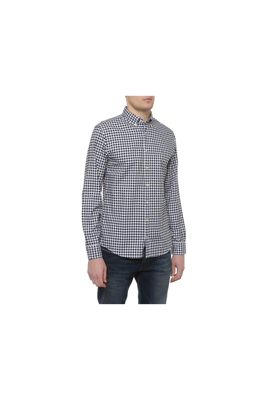 Pánská košile Tommy Hilfiger MW0MW04371