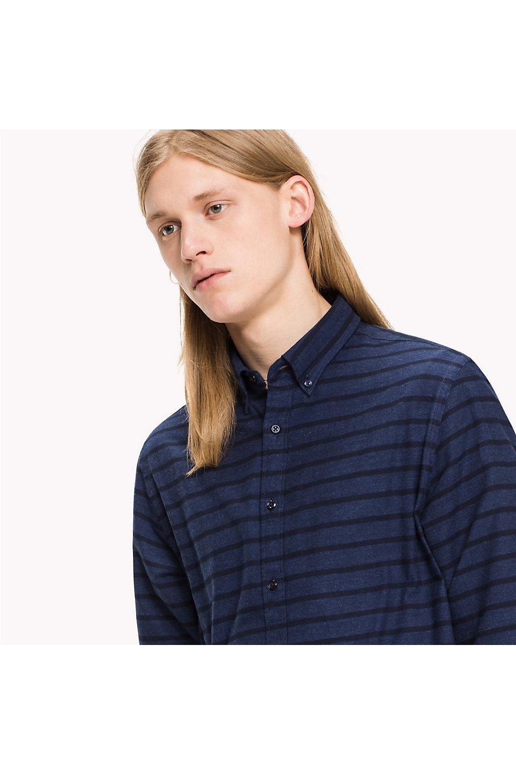Pánská košile Tommy Hilfiger MW0MW03040