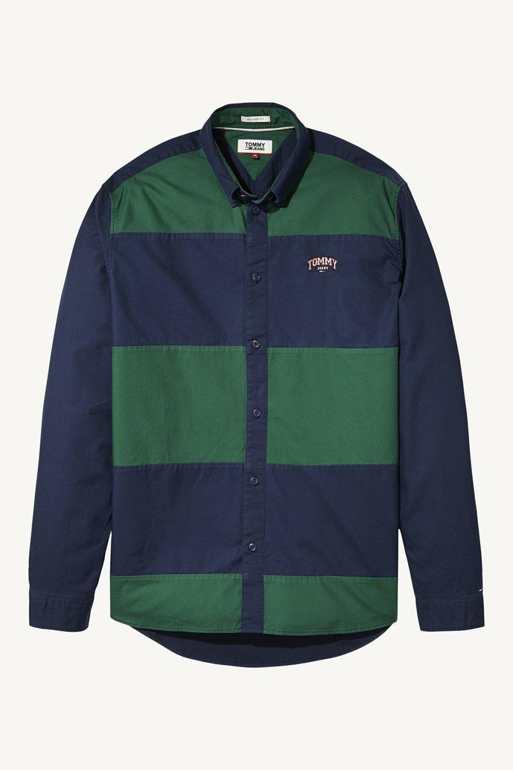 Pánská košile Tommy Hilfiger DM0DM04994