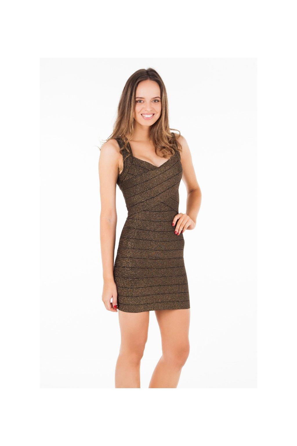 Dámské šaty Guess W84KG3P2995