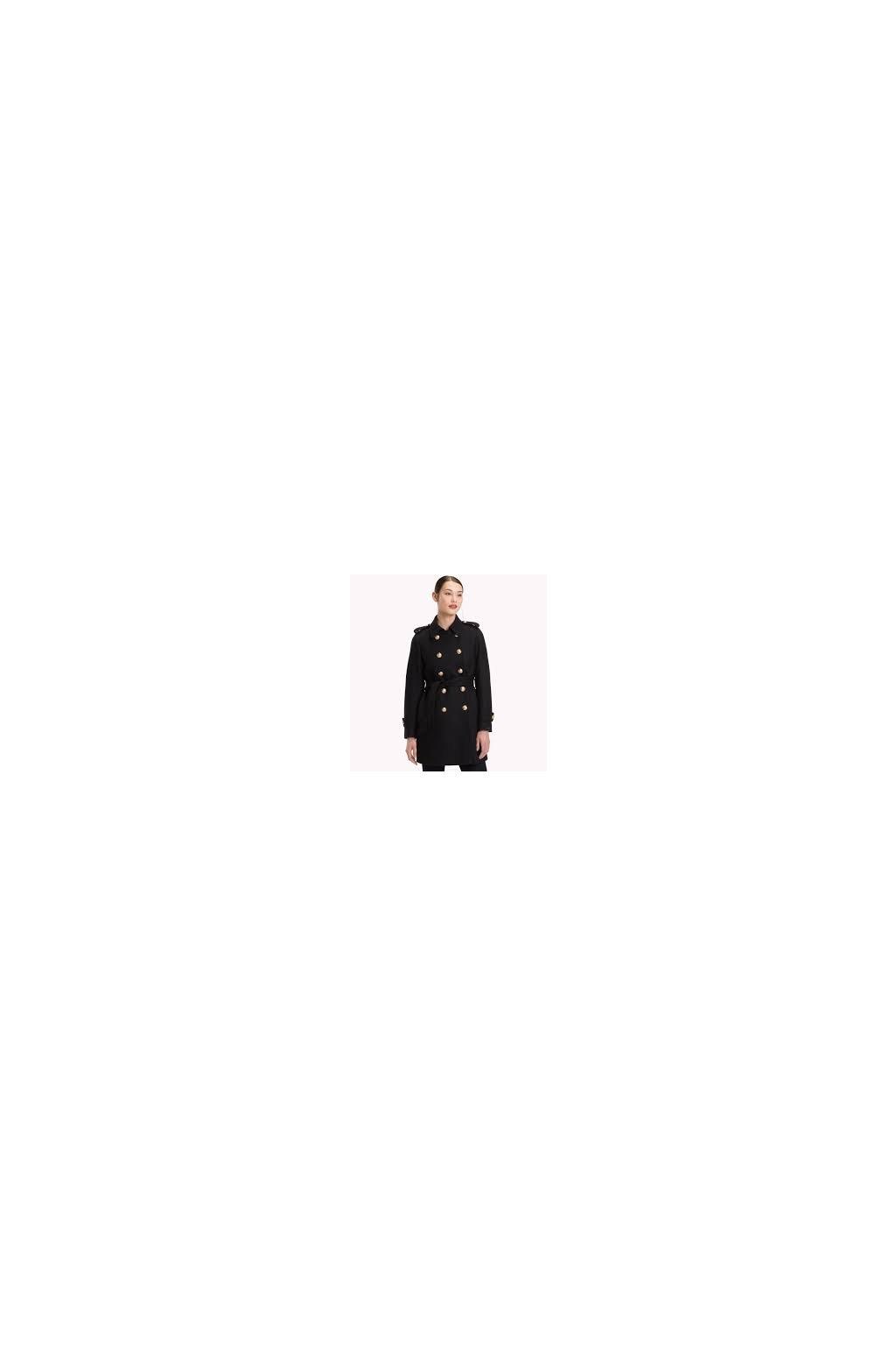 Dámský kabát Tommy Hilfiger WW0WW23515