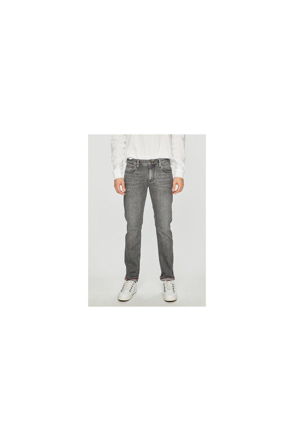 Pánské kalhoty Tommy Hilfiger MW0MW08098