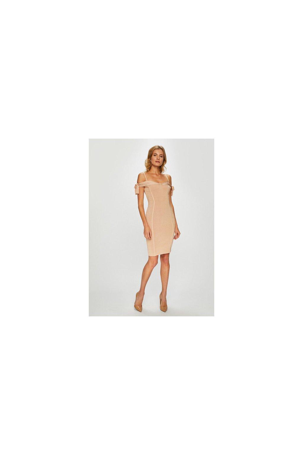 Dámské šaty Guess W84K59Z1WK0