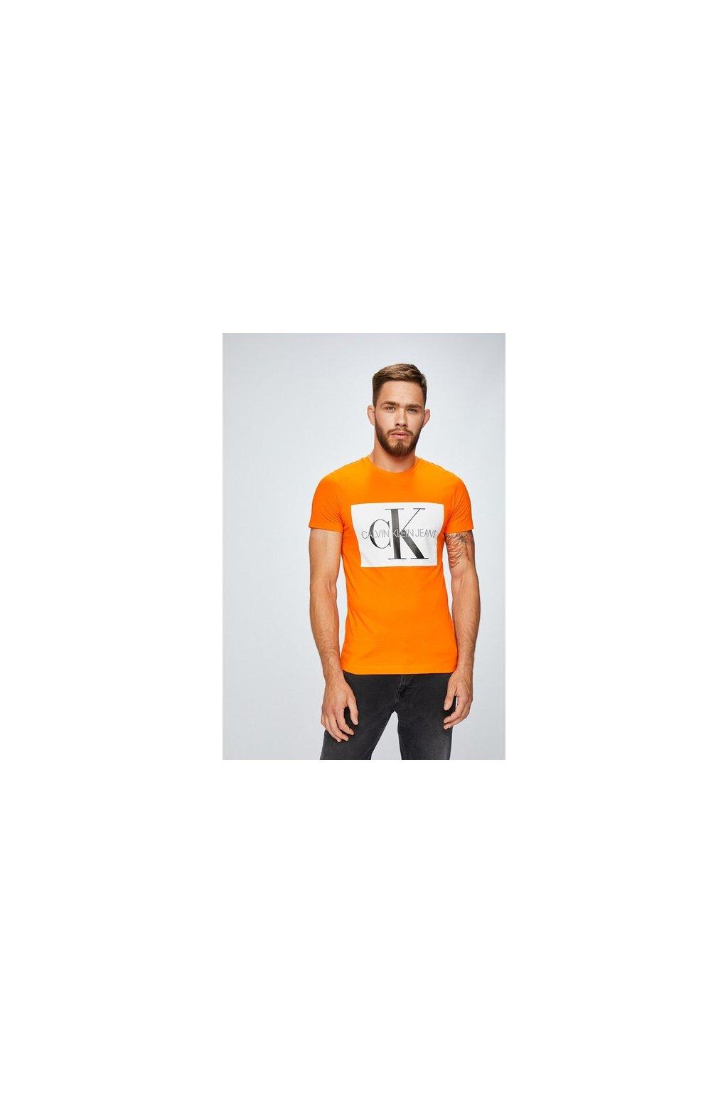 Pánské tričko Calvin Klein J30J307843