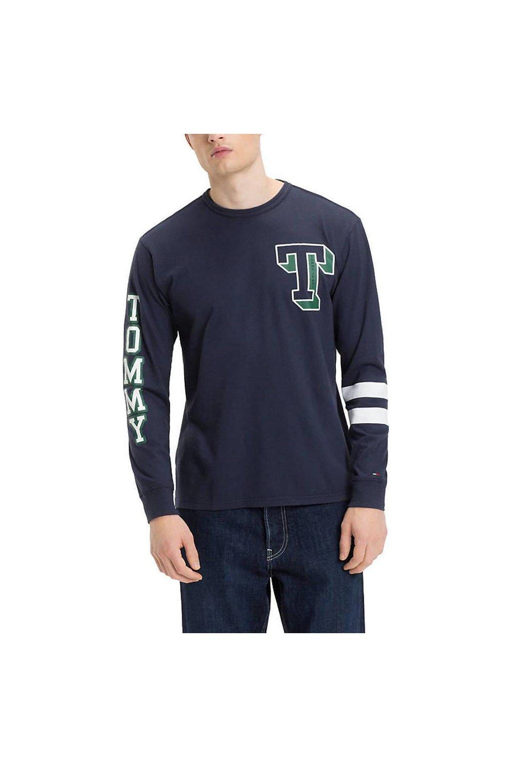 Pánské tričko Tommy Hilfiger DM0DM05128