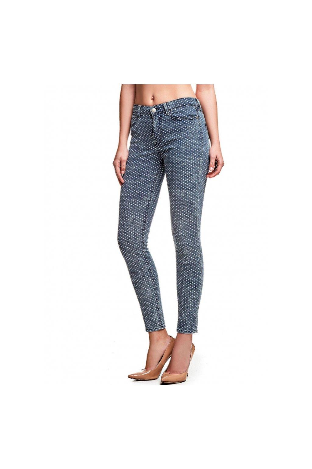 Dámské kalhoty Guess W61A46 D21K0