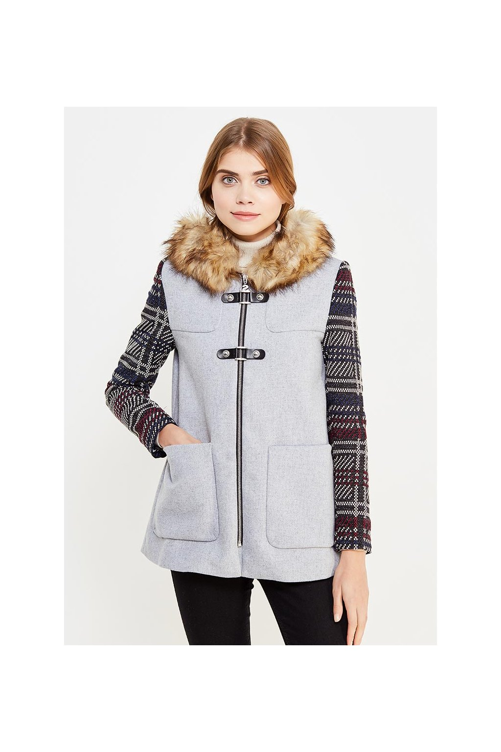 Dámský kabát Desigual 17WWEWA0