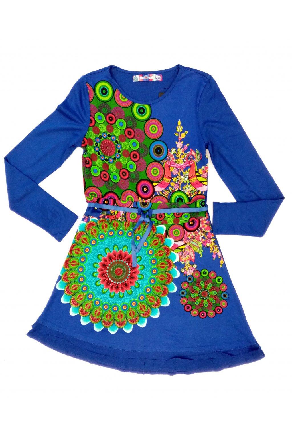 Dětské šaty Desigual 65V32AO/5036