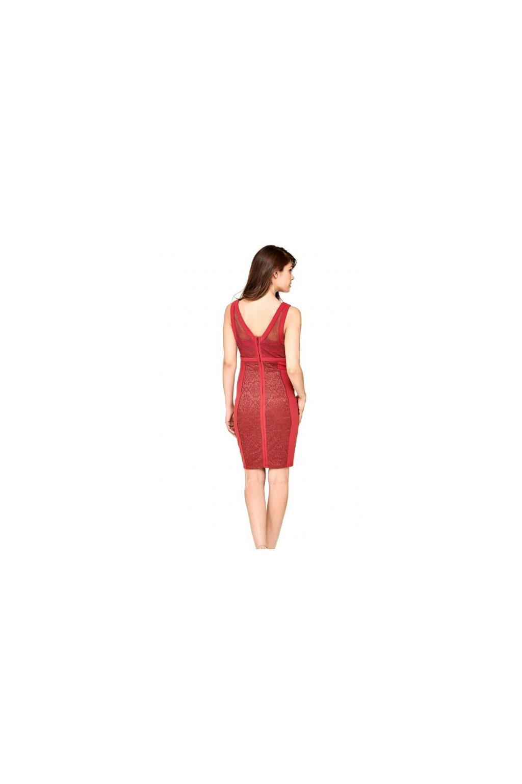 Dámské šaty Guess W81K68K6NS0