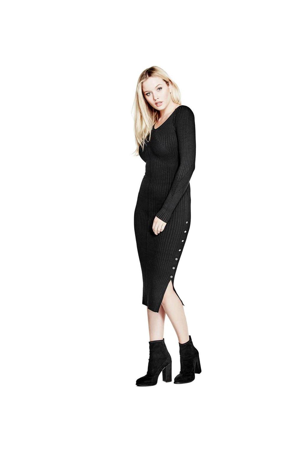 Dámské šaty Guess W63R1IZ17X1