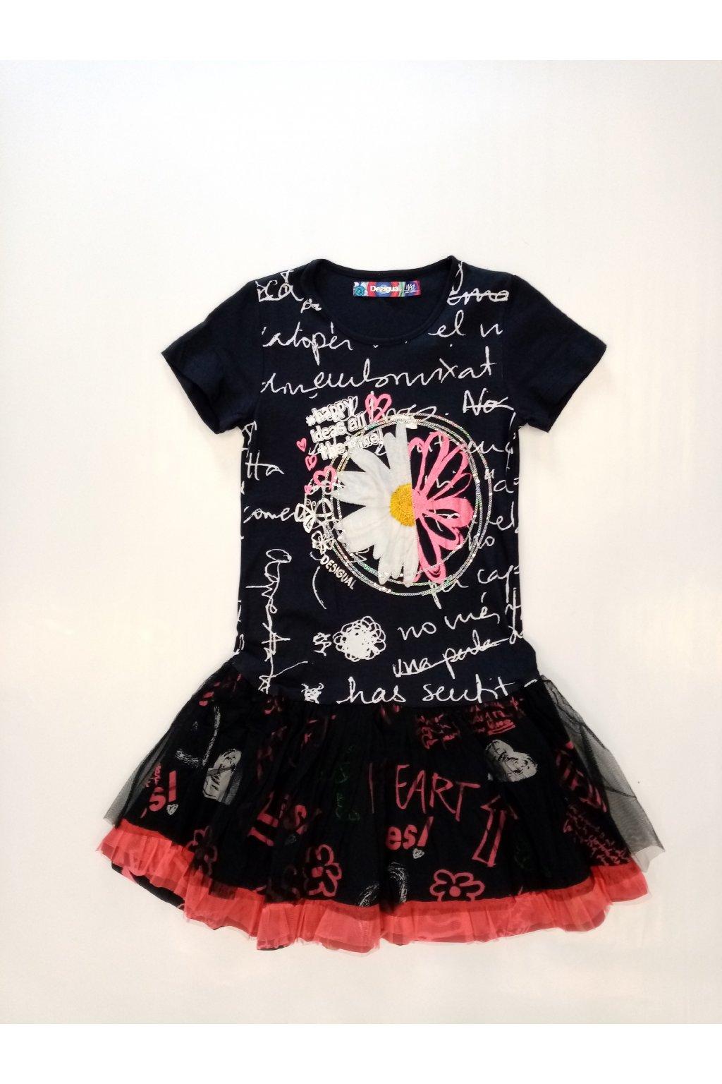 Dětské šaty Desigual 61V32G4/5000