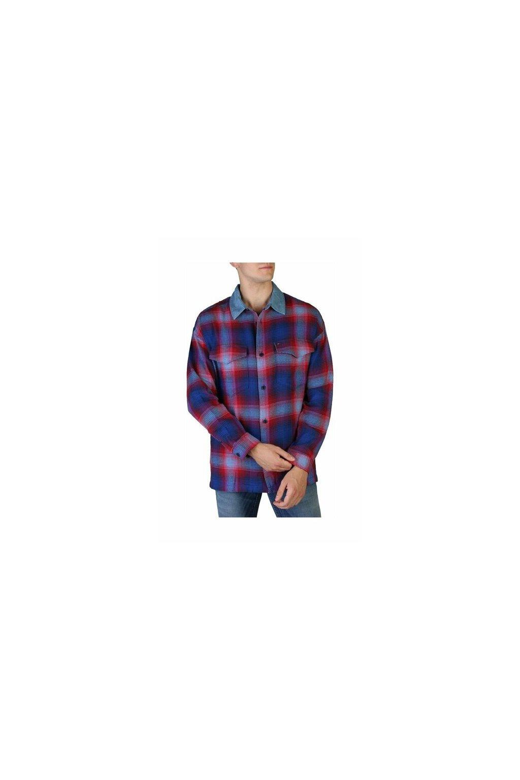 Pánská košile Tommy Hilfiger DM0DM04967