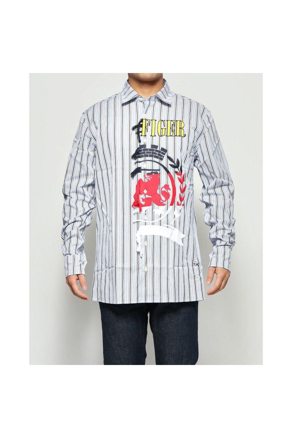 Pánská košile Tommy Hilfiger RE0RE00141