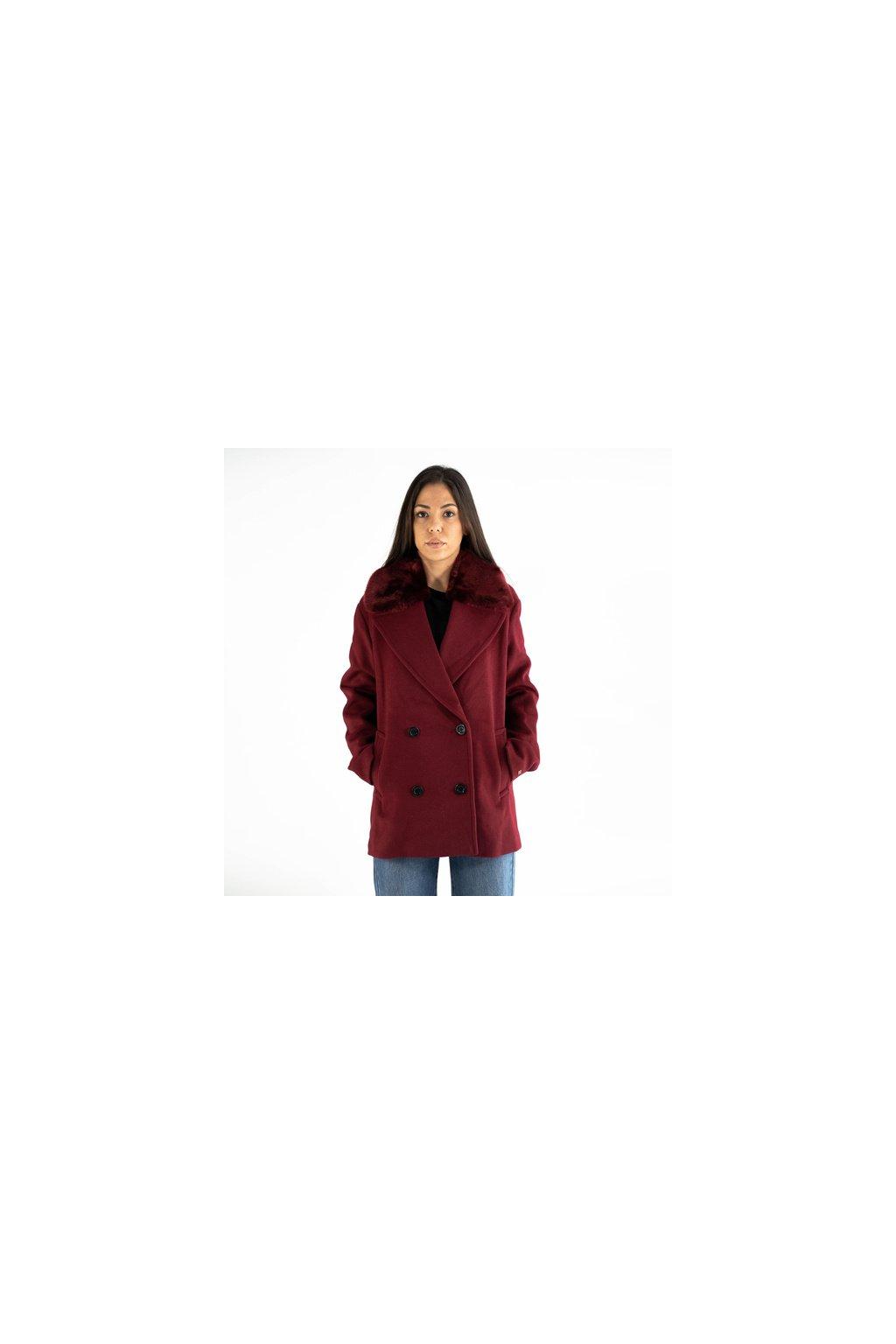 Dámský kabát Tommy Hilfiger WW0WW23107