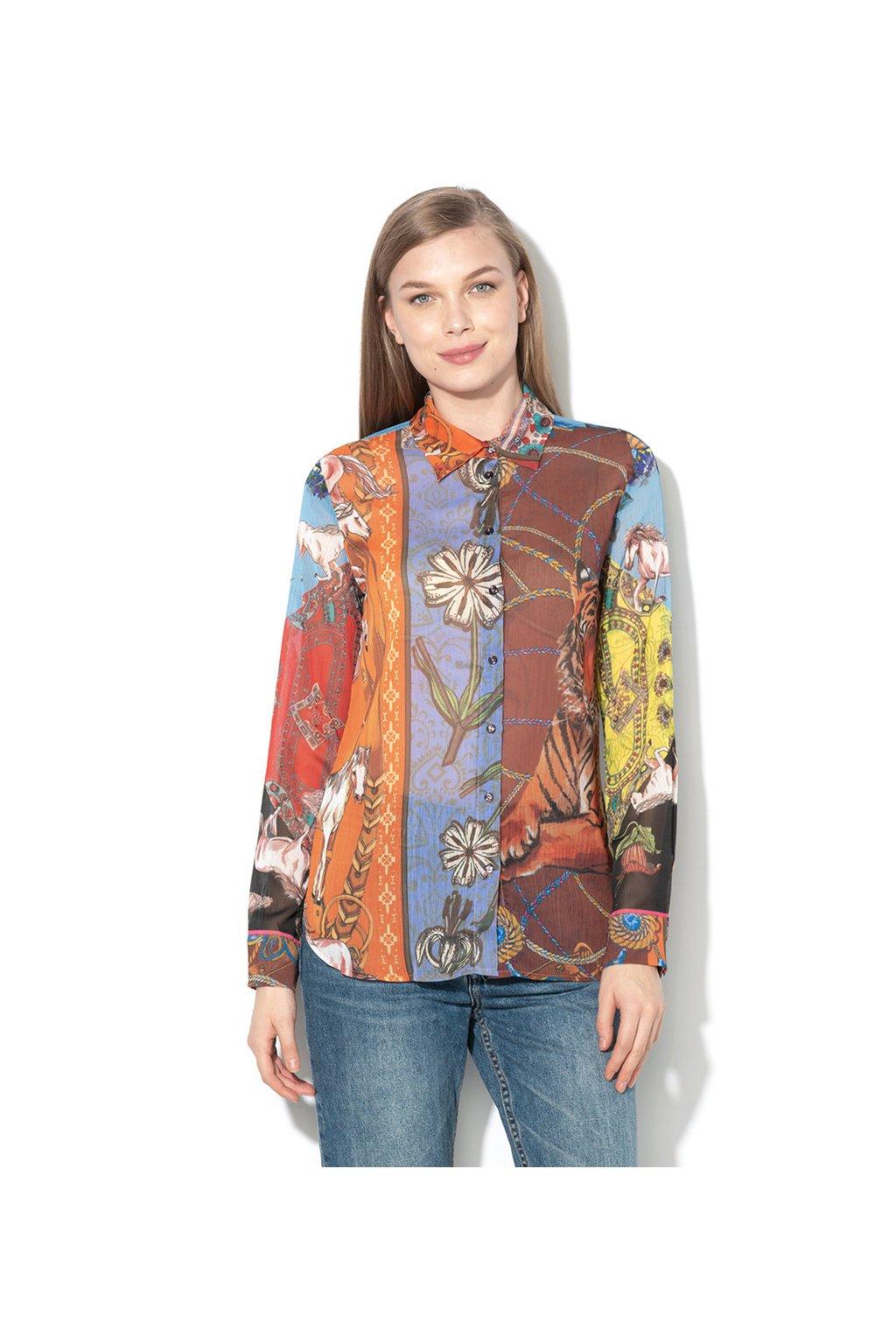 Košile Desigual 18WWCW74
