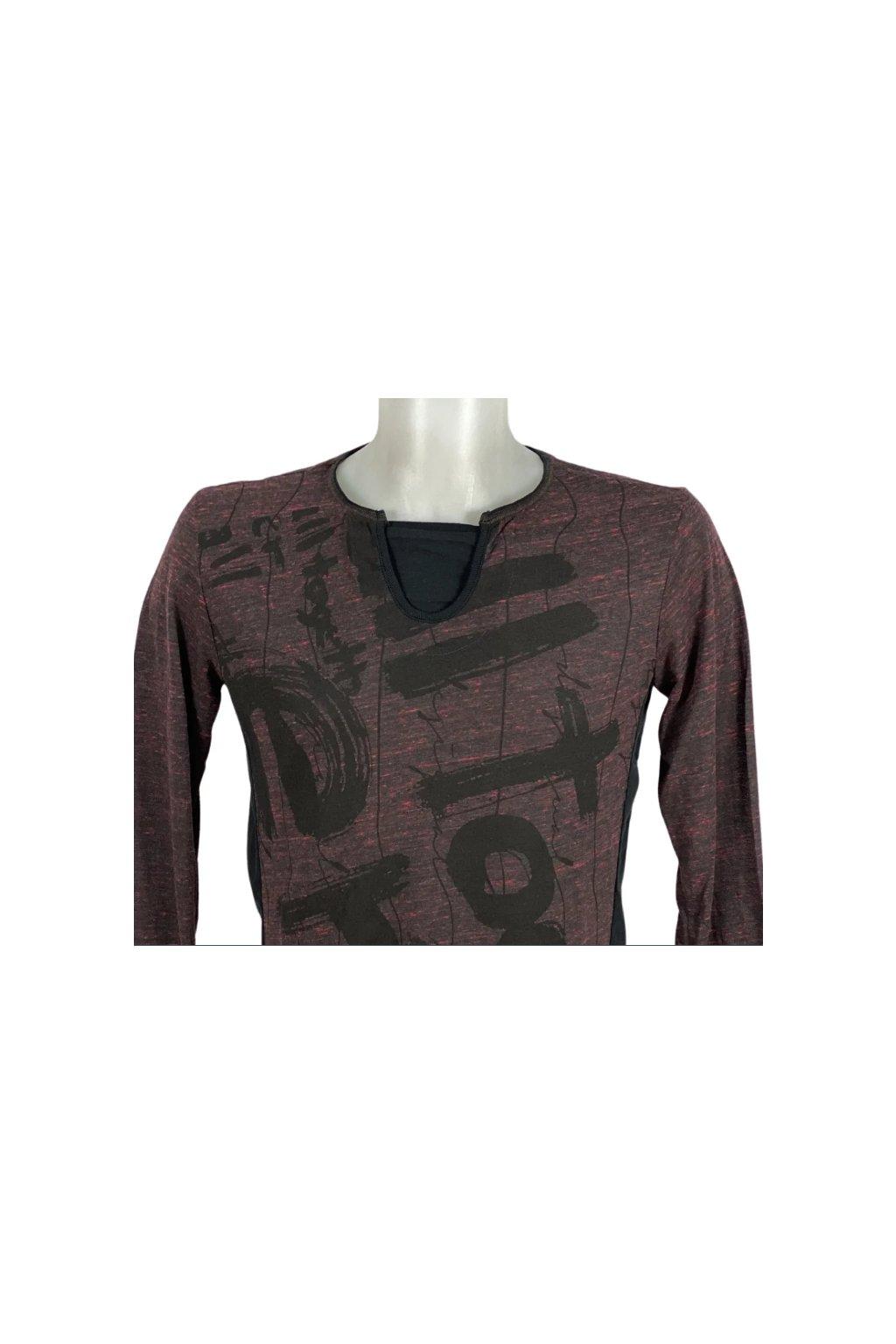 Pánské tričko Desigual 69T14H2