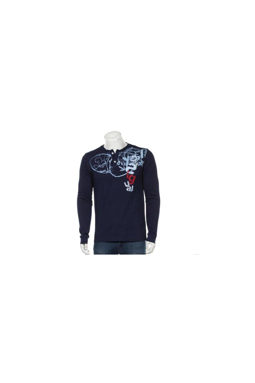 Pánské tričko Desigual 59T14C2/5000