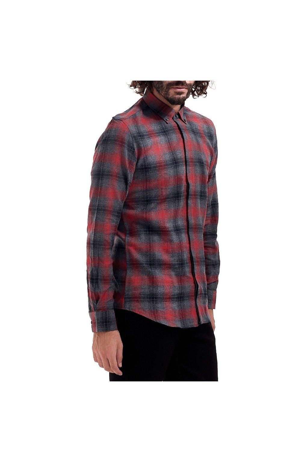 Pánská košile Antony Morato MMSL00405/FA410091
