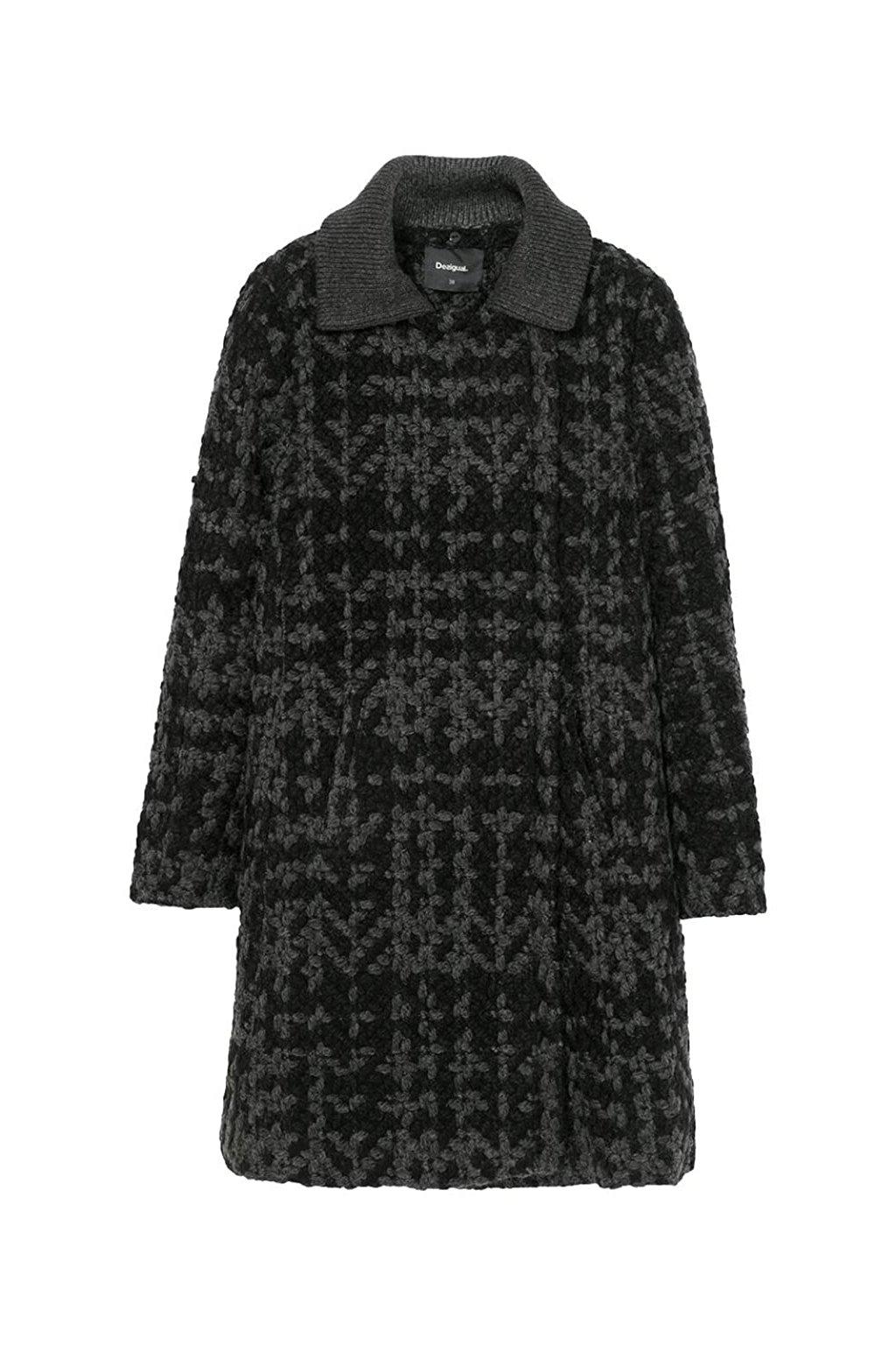 Dámský kabát Desigual 17WWEWH4/2007
