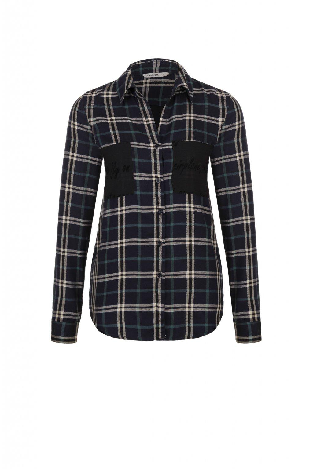 Košile Desigual 17WWCW51