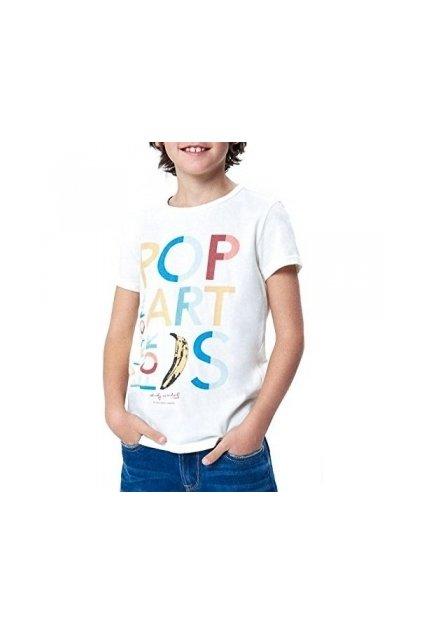 Dětské tričko Pepe Jeans AB500136 JORDAN JR