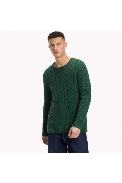 Pletený svetr Tommy Hilfiger DM0DM05078
