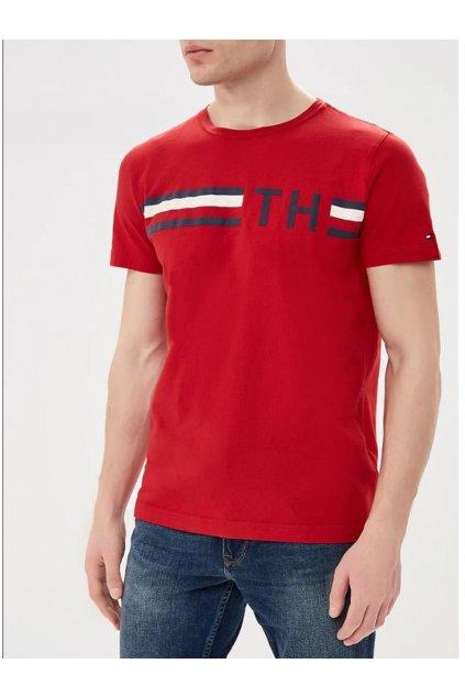 Pánské tričko Tommy Hilfiger MW0MW07419