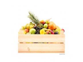 Malá ovocná bedýnka
