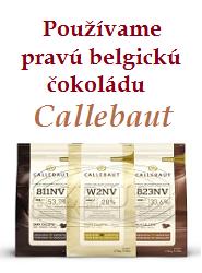 Callebaut čokolády