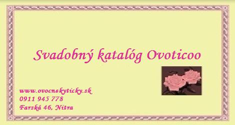 Svadobný katalóg