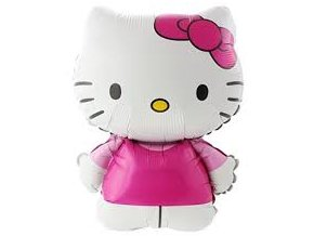 Balónik Hello Kitty