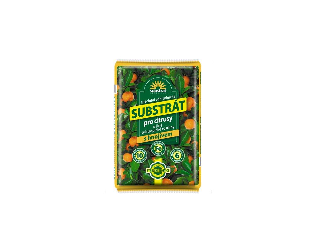249 substrat forestina citrusy 10l