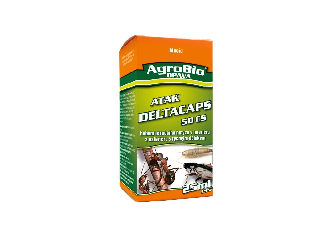 Deltacaps 25ml